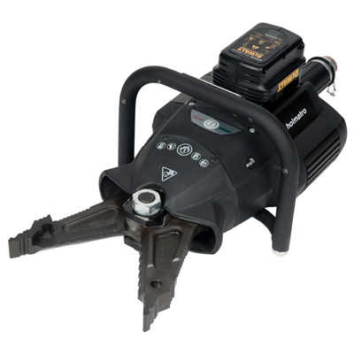Holmatro® Incorporated BCT 4120 ST battery-powered hydraulic combitool