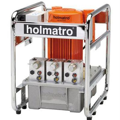 Holmatro MPU 60 DC trio pump