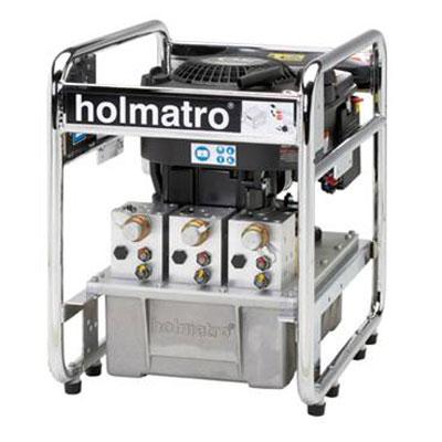 Holmatro MPU 60 P trio pump