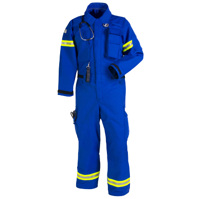 Honeywell First Responder Products EMS Jumpsuit