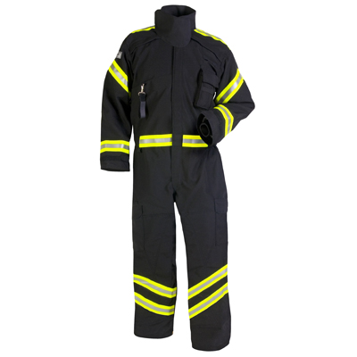 Honeywell First Responder Products EZU5000T incident response jumpsuit