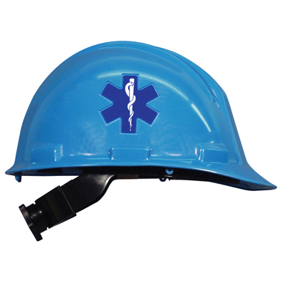 Honeywell First Responder Products Morning Pride EMS helmet