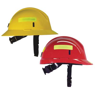 Honeywell First Responder Products Morning Pride Wildland helmet