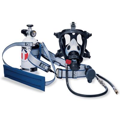 Honeywell Pressure Demand Plus Supplied air respirator