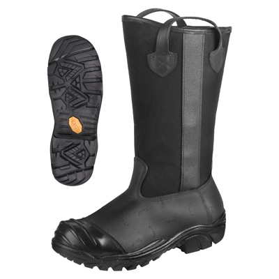 Honeywell First Responder Products PRO 4201 Hybrid structural boot