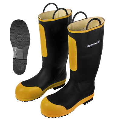 Honeywell First Responder Products Ranger 1500 structural and liquid splash boot