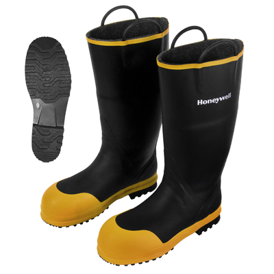 Honeywell First Responder Products Ranger 1600 structural and liquid splash boot