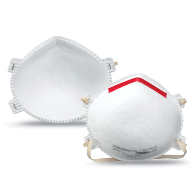 Honeywell First Responder Products SAF-T-FIT Plus respirator