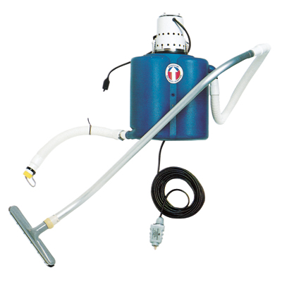 Honeywell First Responder Products Salvage Master wet vacuum