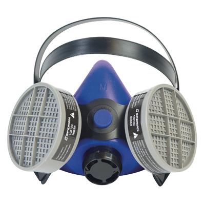 Honeywell First Responder Products Survivair 2000 reusable half mask respirator