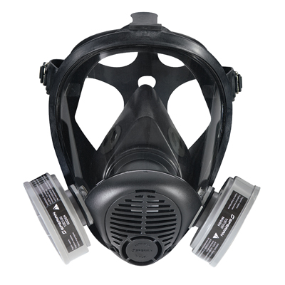Honeywell First Responder Products Survivair Opti-Fit APR full face respirator