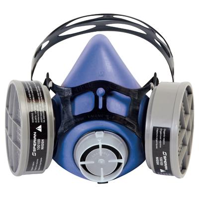 Honeywell First Responder Products Survivair ValueAir Plus S-Series reusable half mask respirator