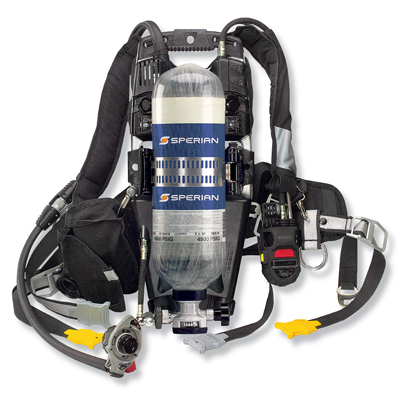 Honeywell First Responder Products Warrior self contained breathing apparatus