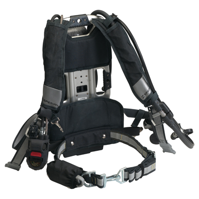 Honeywell First Responder Products Warrior Plus self contained breathing apparatus