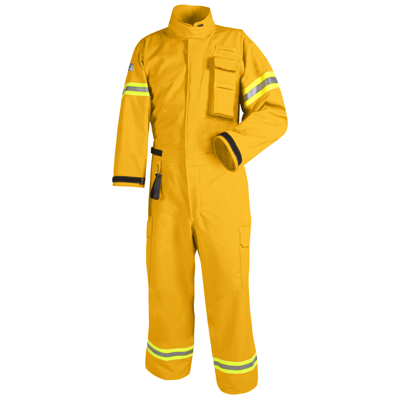 Honeywell First Responder Products Wildland WCU2000 jumpsuit