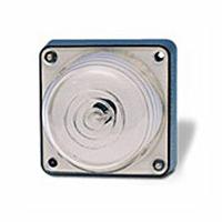 Honeywell Security Group 710BL blue strobe warning light