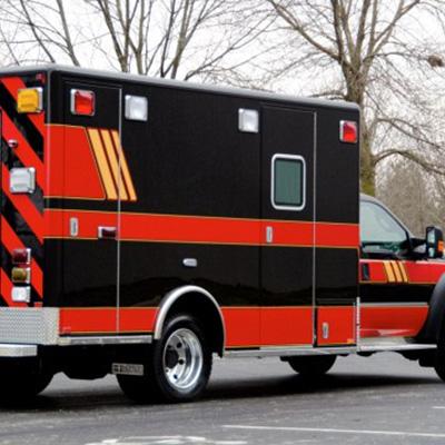 Horton Emergency Vehicles 623with Type I Dodge 4500