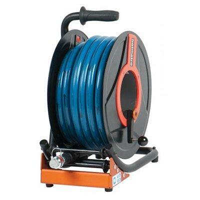 Holmatro Single Hose Reel HR 5420 B Single hose reel, CORE version, with 20 m blue hose.