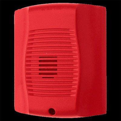 System Sensor HRK-R Horn, Red, Outdoor