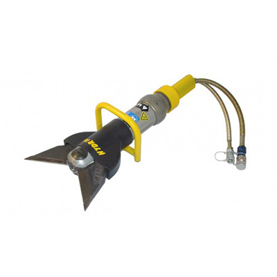 Hydram Socophym CHE 290 hydraulic cutter