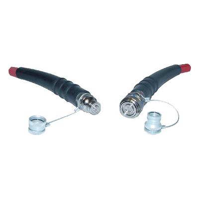 Hydram Socophym CO AXIAL HYDRAULIC COUPLING HP hose inside