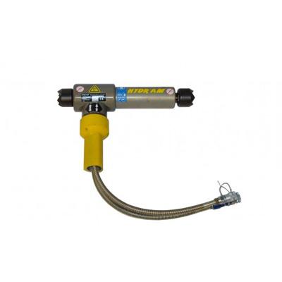 Hydram Socophym VHE 150 high strength light alloy