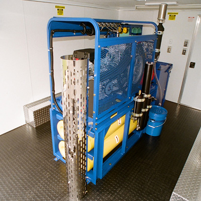 Hypres Equipment Breathing Air trailer