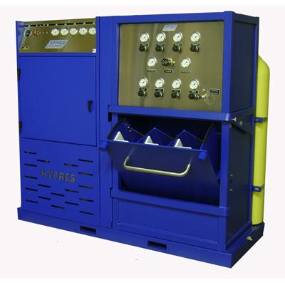 Hypres Equipment HYPRES6000-H-15-3-E1 compressor