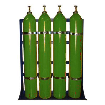 Hypres Equipment Medical H 220CF oxygen storage cylinder