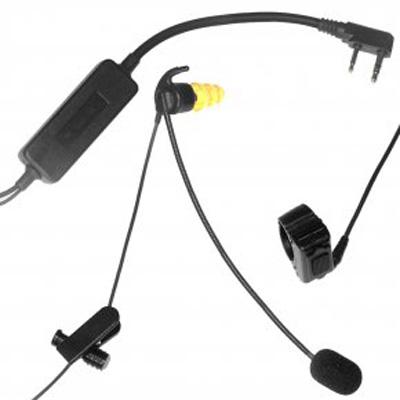 Inde Fire CycTalk in-ear set
