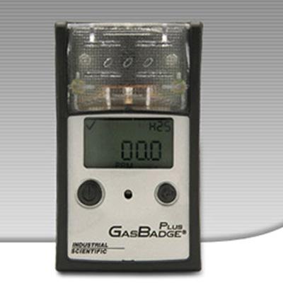 Industrial Scientific Corporation GasBadge Plus single gas monitor