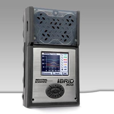 Industrial Scientific Corporation MX6 iBrid gas monitor