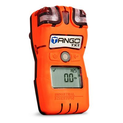 Industrial Scientific Corporation Tango TX1 single gas monitor