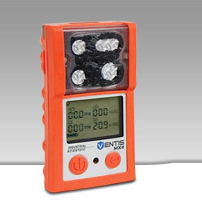 Industrial Scientific Corporation Ventis MX4 gas detection monitor