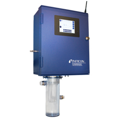 INFICON CMS5000 monitoring system