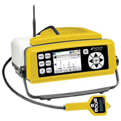 INFICON HAPSITE Smart Plus chemical identification system