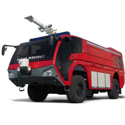 IVECO Magirus Dragon 2 4x4 tender