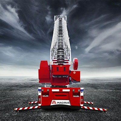 IVECO Magirus M42L - AS (Articulated Ladder)