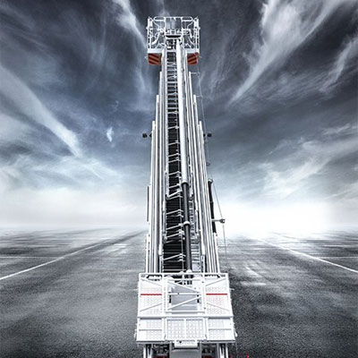 IVECO Magirus M42L turntable ladder