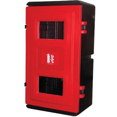 Jonesco JBDE73 front loader extinguisher box