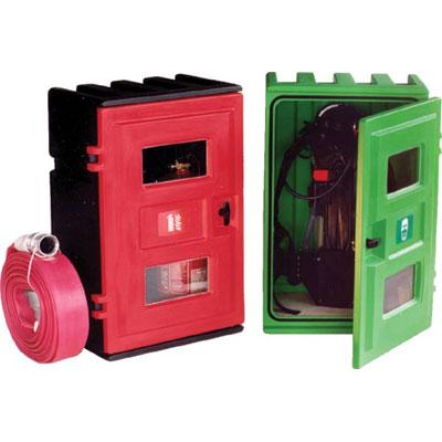 Jonesco JBDG85 front loader extinguisher box