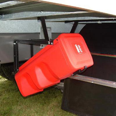 Jonesco JBFR64  top loading extinguisher box