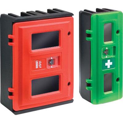 Jonesco JBKE72 front loader extinguisher box