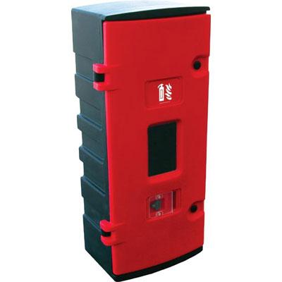 Jonesco JBKE95 front loader extinguisher box