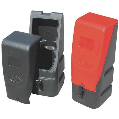 Jonesco JBTE68 front loader extinguisher box