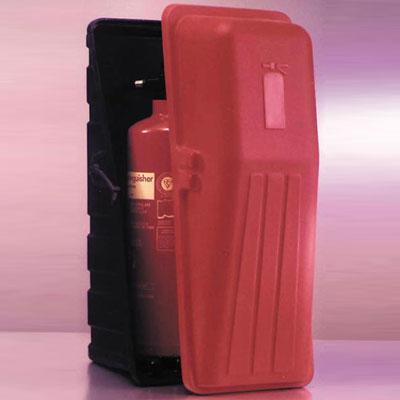 Jonesco JFEX01 front loader extinguisher box