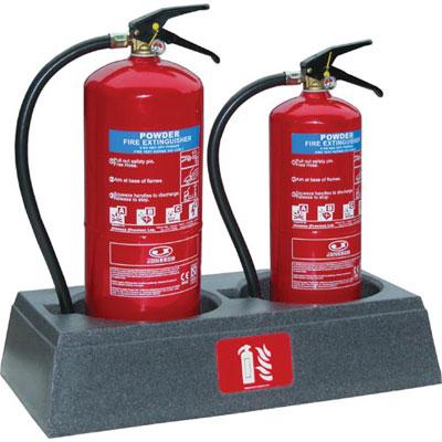 Jonesco JFP-MG10 fire extinguisher stand