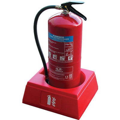Jonesco JFP1 fire extinguisher stand