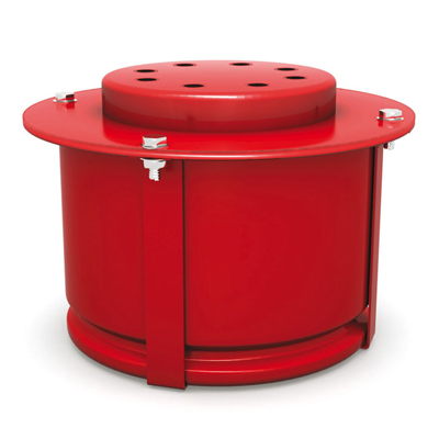 JSC NPG Granite Salamandra AGS-2/4 generator of fire extinguishing aerosol