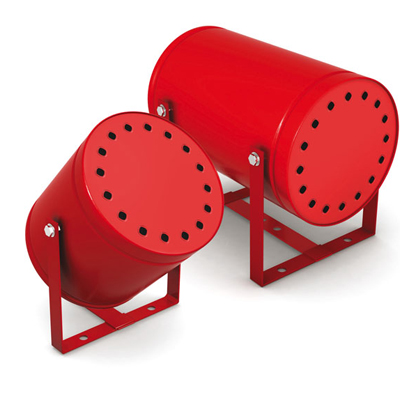 JSC NPG Granite Salamandra AGS-8/1 generators of fire extinguishing aerosol